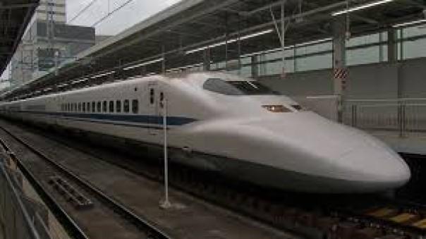 Kereta Peluru Shinkansen