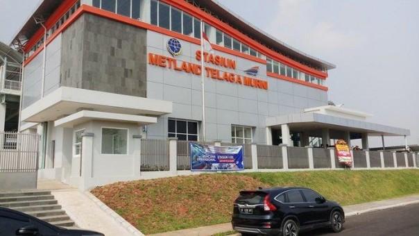 Stasiun Telaga Murni