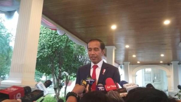 Presiden Jokowi sampaikan dalam RAPBN 2020 tidak ada anggaran kenaikan gaji bagi PNS