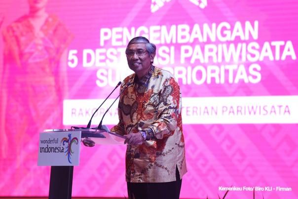 APBN 2019 Alokasikan Rp1,7 Triliun Untuk Bangun 5 Destinasi Super Prioritas