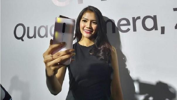 Peluncuran Oppo Reno 2 di Sheraton Hotel Jakarta, Selasa (8/10)