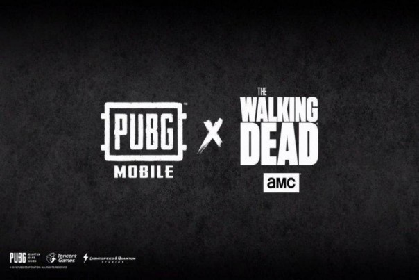 Kolaborasi The Walking Dead dan PUBG Mobile