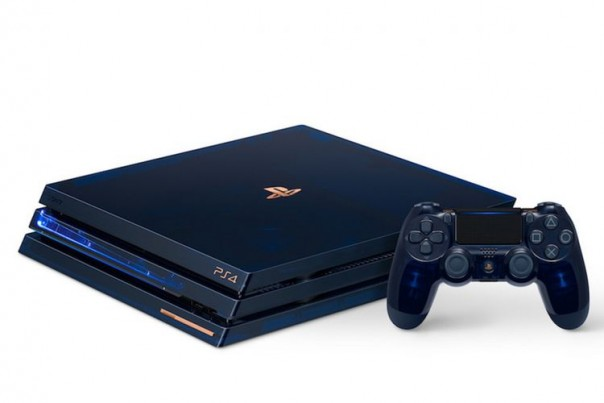 Konsol Game Sony PlayStation 4 Pro 500 Million Limited Edition