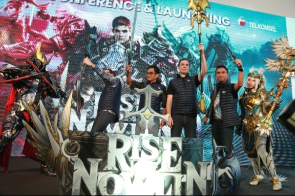 Rise of Nowlin, Game Terbaru Bergenre Open World MMORPG Rilis Dari Telkomsel