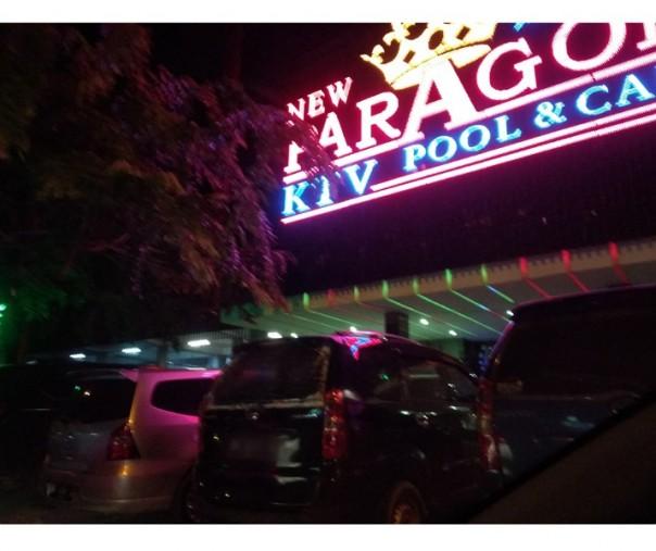 Suasana Malam New Normal di Pekanbaru, New Paragon Pub & KTV Ramai Hingga Dinihari