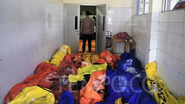 Jenazah Narapidana  Kebakaran Penjara Tangerang Asal Portugis Diserahkan ke Kedutaan