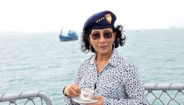 Susi Pudjiastuti Wants GDP from Fishery Sector Will Increase