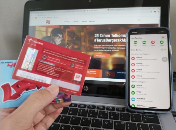Kolaborasi Telkomsel dan Gojek Perkuat Ekonomi Digital Indonesia